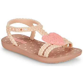 Shoes Children Sandals Ipanema MY FIRST IPANEMA BABY Pink