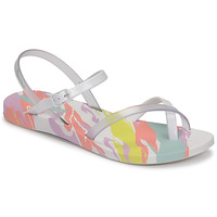 Shoes Women Sandals Ipanema IPANEMA FASHION SAND. IX FEM White / Pink