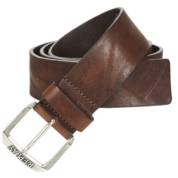 Accessorie Men Belts Replay AM2515-A3077 Brown
