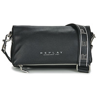 Bags Women Shoulder bags Replay FW3082-A0363C Black