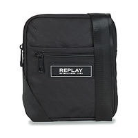 Bags Men Pouches / Clutches Replay FM3502-A0435A Black