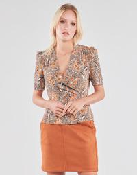 material Women Blouses Morgan OKISS Multicolour