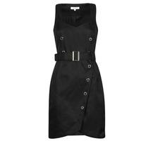 material Women Short Dresses Morgan ROSITTA Black