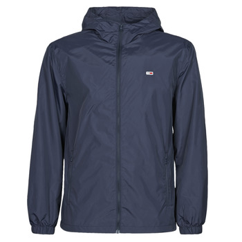 material Men Macs Tommy Jeans TJM PACKABLE WINDBREAKER Marine