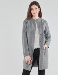 material Women coats Benetton 1132E9071-507 Grey