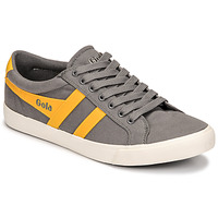 Shoes Men Low top trainers Gola VARSITY Grey / Yellow