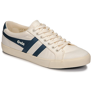 Shoes Men Low top trainers Gola VARSITY Beige / Marine