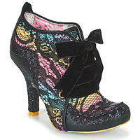 Shoes Women Low boots Irregular Choice ABIGAIL'S THIRD PARTY Black / Multicolour