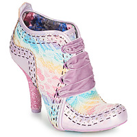 Shoes Women Low boots Irregular Choice ABIGAIL'S THIRD PARTY Pink / Violet