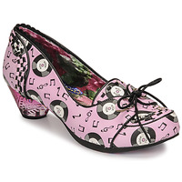 Shoes Women Court shoes Irregular Choice ROCKTINA Pink