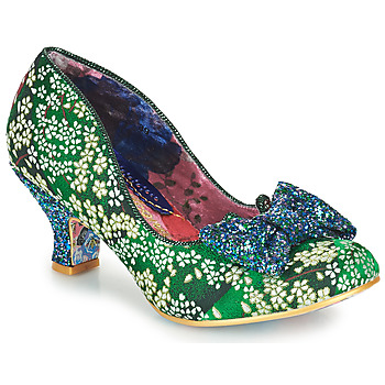 Shoes Women Court shoes Irregular Choice DAZZLE RAZZLE Green / Blue