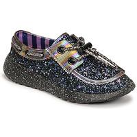 Shoes Women Low top trainers Irregular Choice SKYLAR Black