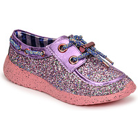 Shoes Women Low top trainers Irregular Choice SKYLAR Violet