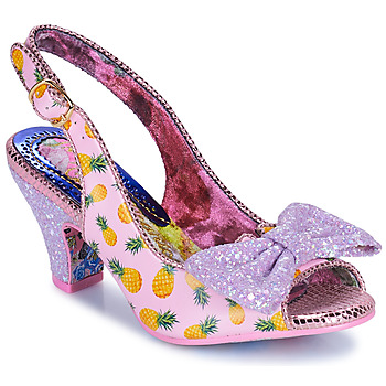 Shoes Women Sandals Irregular Choice HIYA SYNTH Pink / Violet