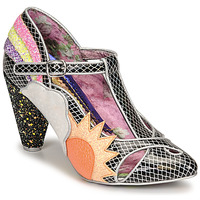 Shoes Women Court shoes Irregular Choice BRIGHT SIDE Black / Multicolour