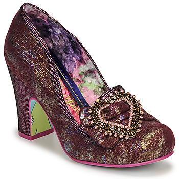 Shoes Women Court shoes Irregular Choice LE GRAND AMOUR Pink