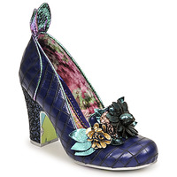 Shoes Women Court shoes Irregular Choice BUNNY BOO Blue
