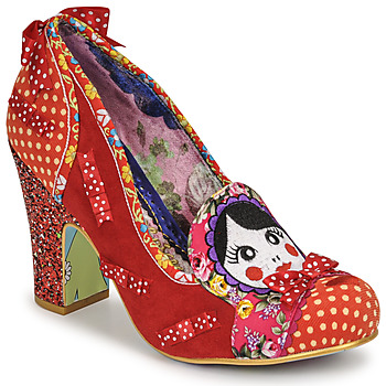Shoes Women Court shoes Irregular Choice MATRYOSHKA MEMORIES Red