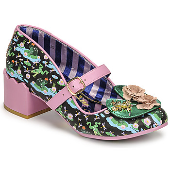 Shoes Women Court shoes Irregular Choice LILYPOND Black / Violet