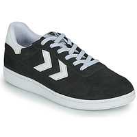 Shoes Men Low top trainers Hummel VICTORY Black