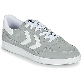 Shoes Men Low top trainers Hummel VICTORY Grey