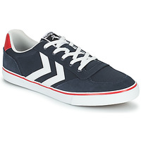 Shoes Men Low top trainers Hummel STADIL LOW OGC 3.0 Blue