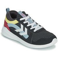 Shoes Children Low top trainers Hummel BOUNCE JR Grey