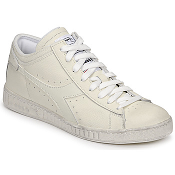 Shoes High top trainers Diadora GAME L WAXED ROW CUT White
