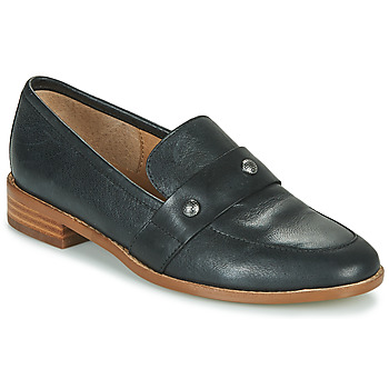 Shoes Women Loafers Karston GINESS Black
