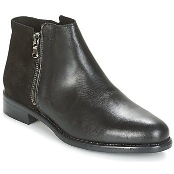 Ankle boots / Boots BT London FIANI Black 350x350