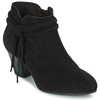 Shoes Women Ankle boots Betty London CROUTILLE Black