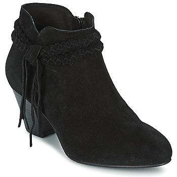 Ankle boots / Boots BT London CROUTILLE Black 350x350