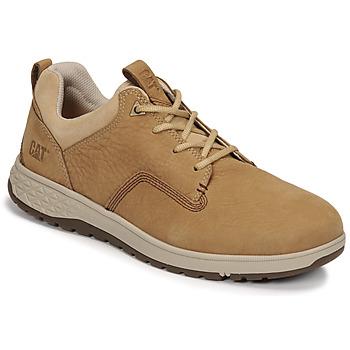 Shoes Men Low top trainers Caterpillar TITUS Beige