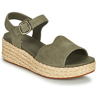 Shoes Women Sandals Clarks KIMMEI WAY Kaki