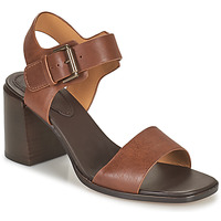 Shoes Women Sandals Clarks LANDRA70 STRAP Brown