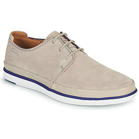 Shoes Men Derby shoes Clarks BRATTON LACE Grey