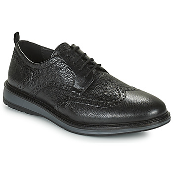 Shoes Men Derby shoes Clarks CHANTRY WING Black