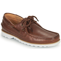 Shoes Men Boat shoes Clarks DURLEIGH SAIL Brown