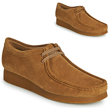 Shoes Men Derby shoes Clarks WALLABEE 2 Brown