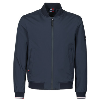 material Men Blouses Tommy Hilfiger SOFTSHELL BOMBER Marine