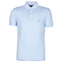 material Men short-sleeved polo shirts Tommy Hilfiger 1986 REGULAR POLO Blue / Sky