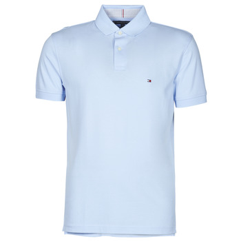material Men short-sleeved polo shirts Tommy Hilfiger 1986 REGULAR POLO Blue / Sky