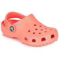 Shoes Children Clogs Crocs CLASSIC CLOG K Orange