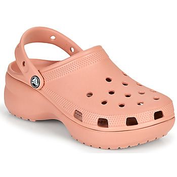 Shoes Women Clogs Crocs CLASSIC PLATFORM CLOG W Pink
