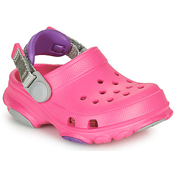 Shoes Girl Clogs Crocs CLASSIC ALL-TERRAIN CLOG K Pink
