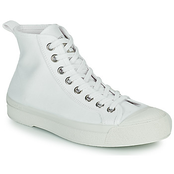 Shoes Women Low top trainers Bensimon B79 MID White