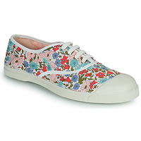 Shoes Women Low top trainers Bensimon LIBERTY White / Blue