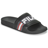 Shoes Men Sliders Fila OCEANO SLIPPER Black