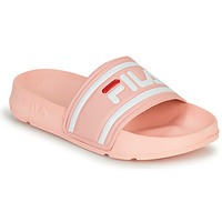 Shoes Girl Sliders Fila MORRO BAY SLIPPER JR Pink