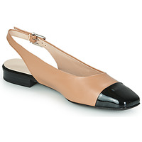 Shoes Women Ballerinas Peter Kaiser KILLEEN Nude / Black